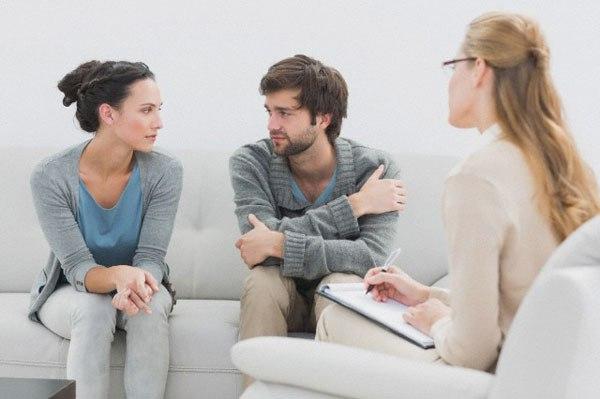 помощь семьям находящимся на грани развода едва обратил